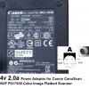CANON-SCanner-printer-Charger