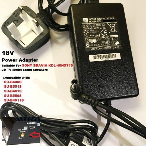 18V-Power-Adapter-for-Sony-KDL-40NX710-3D-TV-Stand-Speaker-SU-B551S-192930777526.jpg