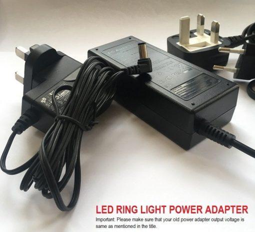 LED Ring light adapter