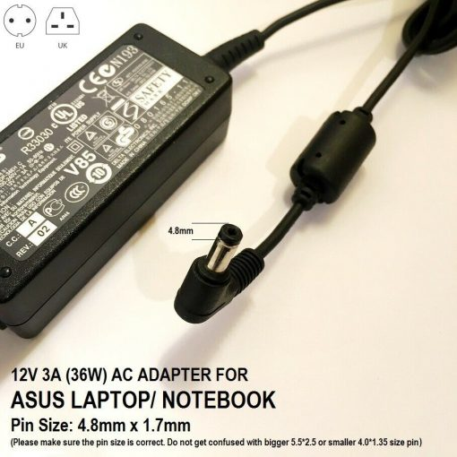 12V-3A-4817-36W-Charger-for-Asus-EEE-PC-Compatible-models-in-description-193295839100