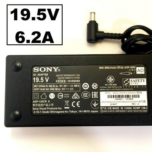 195V-62A-120W-Adapter-for-SONY-TV-ACDP-120D01-BRAVIA-KDL-55W829B-120w-max-192998792691