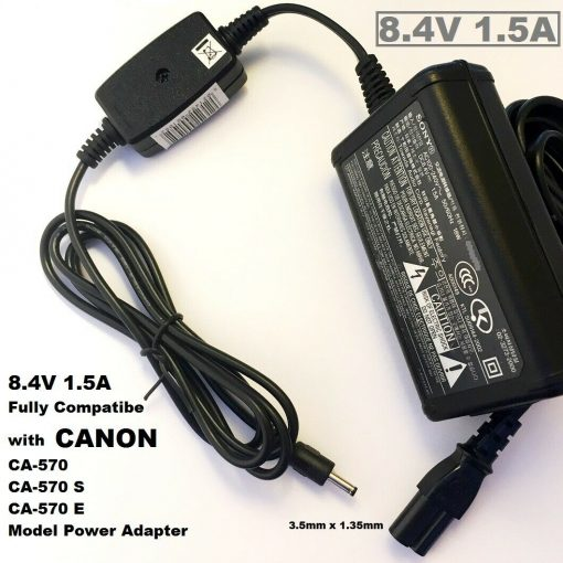 84V-15A-Battery-Charger-for-Canon-Camera-Replacement-for-CA-570-CA-570E-192986561081