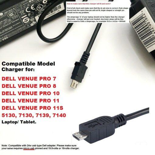 Charger-for-Dell-Venue-11-Pro-5130-11-Pro-7139m-PRO-7-PRO-8-PRO-10-PRO-11S-193257197531