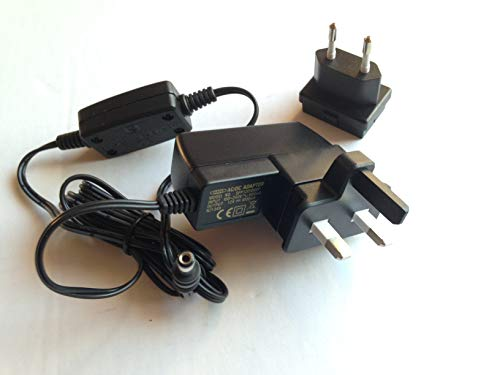 12V-1A-Power-Adapter-Compatible-with-POLYCOM-SPS-12-009-120-CWT-CAP012121-PHIHONG-PSM12R-120-GCD-DSL36847980-LEI-B073L6CBCM