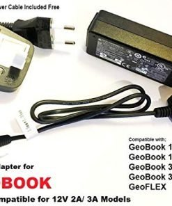 12V-2A-3A-Power-Supply-Adapter-for-GeoBook-1-GeoBook-1M-GeoFlex-Charger-for-GeoBook1-GeoBook1M-GeoFlex-116inch-B07R9SM1WF