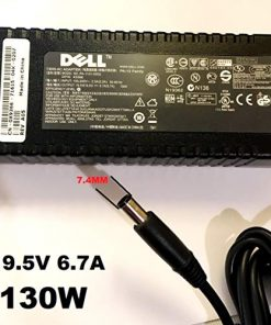130W-195V-67A-Power-Supply-Adapter-Compatible-with-Dell-PCLaptop-PA-13-family-PA-1131-02D-Also-Compatible-with-9Y-B07WZ5CYMM