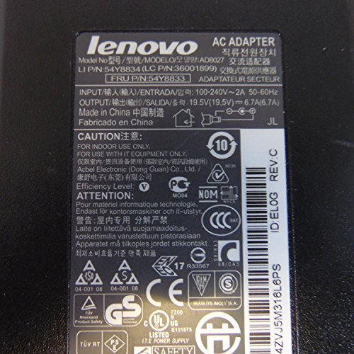 130W-Power-Supply-Ac-Adapter-for-Lenovo-ThinkCentre-M58p-Ultra-Small-Form-Factor-Desktop-PC-type-7345-7479-LENOVO-54-B077L6145T