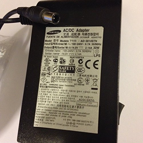 14V-214A-30W-Power-Supply-Adapter-for-SAMSUNG-LEDLCD-Monitor-AD-3014STN-65MM-X-44MM-TIP-Also-compatible-with-AD-B071S3TVCN