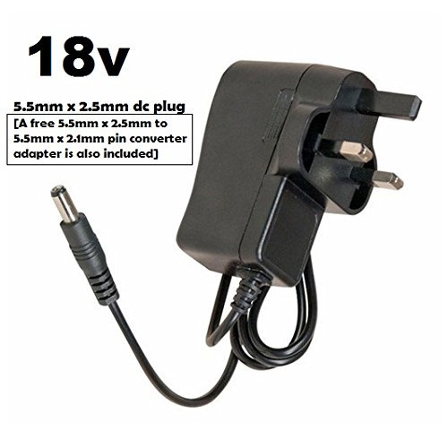 18V-11A-MAX-POWER-ADAPTER-Also-compatible-with-1000A-900ma-800ma-750ma-600ma-500ma-400ma-300ma-200ma150ma-B073T1FCFJ