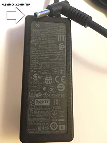 195V-231A-45W-Power-Supply-Adapter-Charger-for-HP-Laptop-45MM30MM-TIP-New-Style-L-Shaped-Blue-Tip-HSTNN-DA40-B01NCVO50G