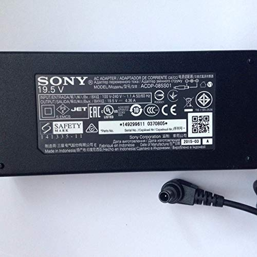 195V-436A-Power-Supply-Adapter-for-SONY-TV-65MM-X-44MM-TIP-ACDP-085S01-LOT-REF-25-B07F3FVB78