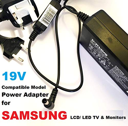 19V-Power-Supply-Adapter-for-SAMSUNG-LEDLCD-TV-Compatible-with-22-32-HDTV-TV-LCD-LED-Plasma-DLP-Monitor-TV-MODELS-L-B07N7P27R7