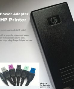 0950-4491-32V16V-1100MA1600MA-Adapter-for-HP-Printer-Gray-Grey-192911046304