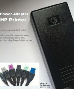 0957-2094-32V-940MA-16V-625MA-Adapter-for-HP-Printer-Gray-Grey-192911042156