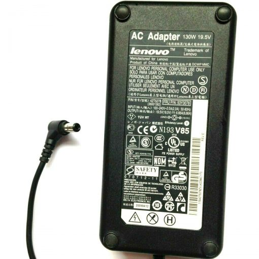 130W-195V-666A-Adapter-for-LENOVO-THINK-CENTRE-A61E-M57-M57P-M58-M2020E-192899579416