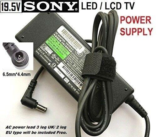 195V-Power-Supply-Adapter-for-SONY-TV-KDL-32R405-3145-192986619636