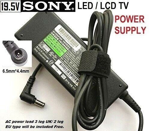 195V-Power-Supply-Adapter-for-SONY-TV-KDL-40WD650-4859-192986599776