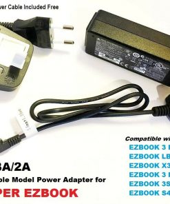 EZBOOK-Laptop-Charger-12V-3A-for-JUMPER-EZBOOK-X3-EZBOOK-X4-EZ-Book-192891088066