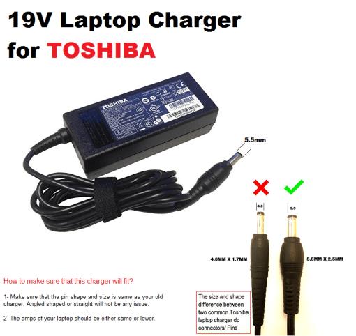65W-Charger-for-TOSHIBA-Satellite-U920T-117-U920T-11C-L830-10J-L830-113-L830-11D-193244147677