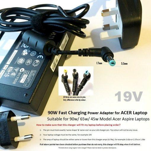 Charger-for-Acer-Aspire-V5-132P-V5-171-V5-431-V5-431G-V5-431P-V5-431PG-193207803637