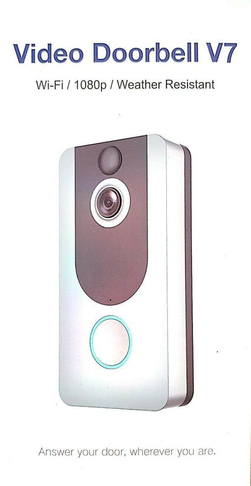 Weather-Proof-Smart-Wireless-All-in-One-Video-Door-Bell-Batteries-Chime-WiFi-193086592587-10