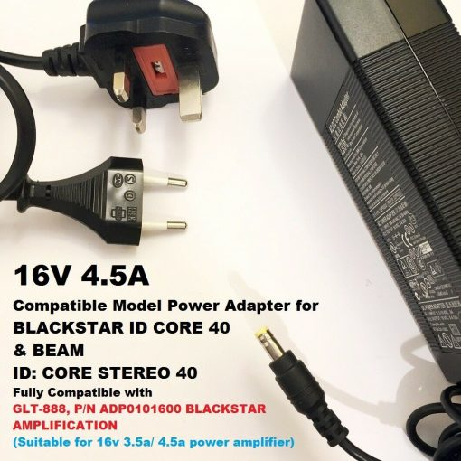 16V-Compatible-Power-Adapter-for-BLACKSTAR-AMPLIFICATION-ID-CORE-STEREO-40-193080607678
