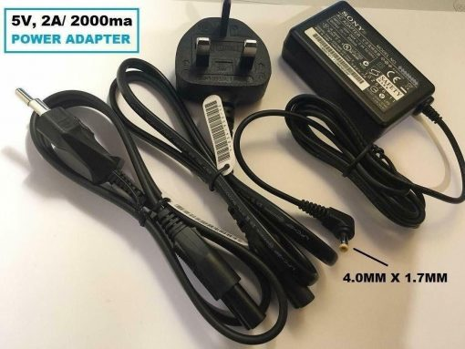 Sony-5V-2A-2000MA-Power-Adapter-40mm17mm-Tip-Also-Compatible-with-SONY-192886328238