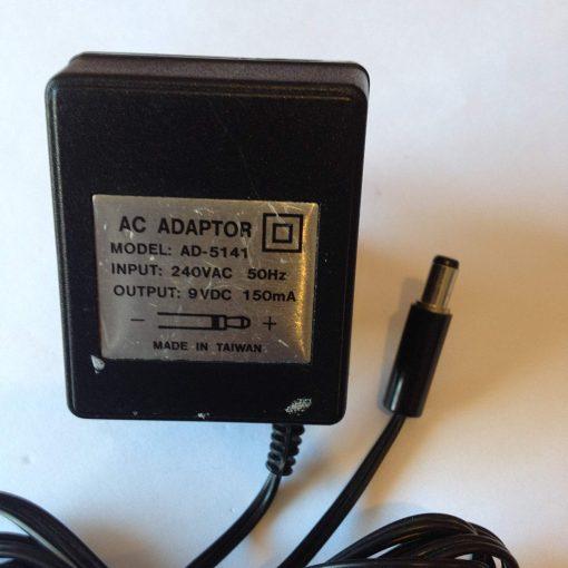AC-ADAPTER-9V-150MA-AD-5141-LOT-REF-54-B01LX5CMWS