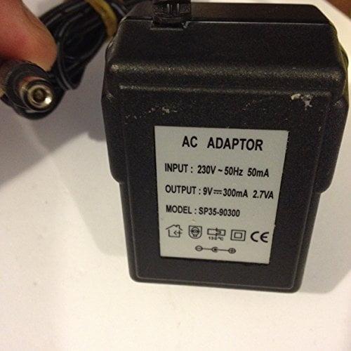 AC-ADAPTOR-9V-300MA-SP35-90300-55MM-X-21MM-TIP-LOT-REF-54-B071LBR55K