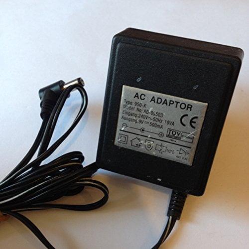 AC-ADAPTOR-9V-500MA-TYPE-950-K-AD-0950D-LOT-REF-54-B01LZ3NGAC