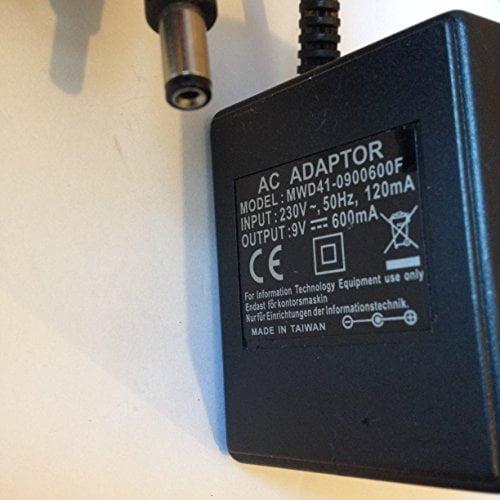 AC-ADAPTOR-9V-600MA-MWD41-0900600F-LOT-REF-54-B01LWEWR1Y