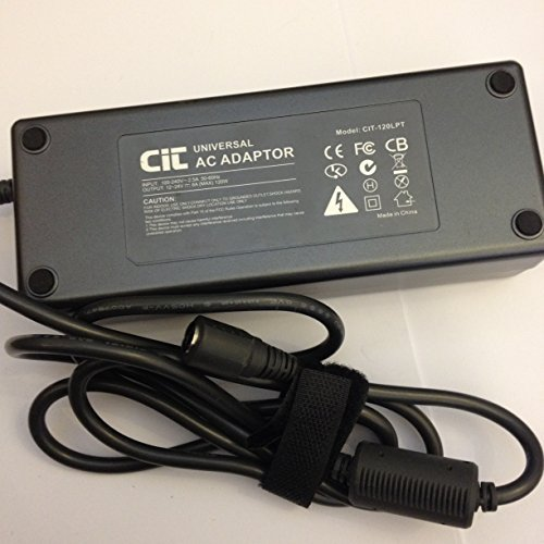AUTOMATIC-UNIVERSAL-AC-ADAPTOR-12V-24V-8AMPS-120W-CIT-120LPT-COLOUR-SCREEN-DISPLAY-TIPS-NOT-INCLUDED-LOT-REF-23-B01NB0B66V