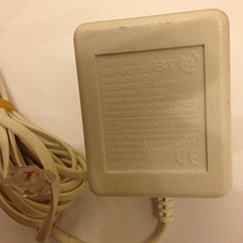 BT-PARAGON-200400600-9VDC-300MA-ITEM-CODE-872067-LOT-REF-54-B06W9M7WVZ