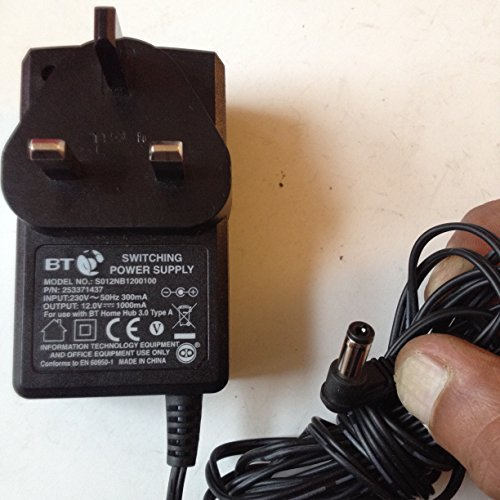 BT-SWITCHING-POWER-SUPPLY-12V-1000MA-55mm-x-25mm-TipS012NB1200100-SO12NB1200100-LOT-REF-08-B0172RAAIU