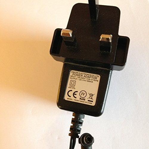 CINCON-POWER-ADAPTOR-12V-500MA-TRG501-55MM-X-25MM-TIP-LOT-REF-34-B078RBMLF3