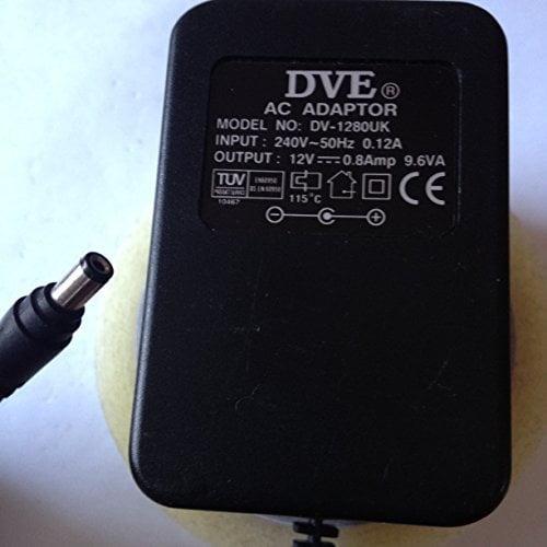 DVE-AC-ADAPTOR-12V-08A-DV-1280UK-55MM-X-21MM-TIP-LOT-REF-56-B01LY4IYS5