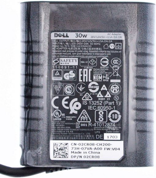 Dell-Genuine-Latitude-5175-2-In-1-30w-USB-C-Type-C-Power-Adapter-Charger-470-ABSF-HA30NM150-2CR08-F17M7-UK-B07GL5HWV9-4