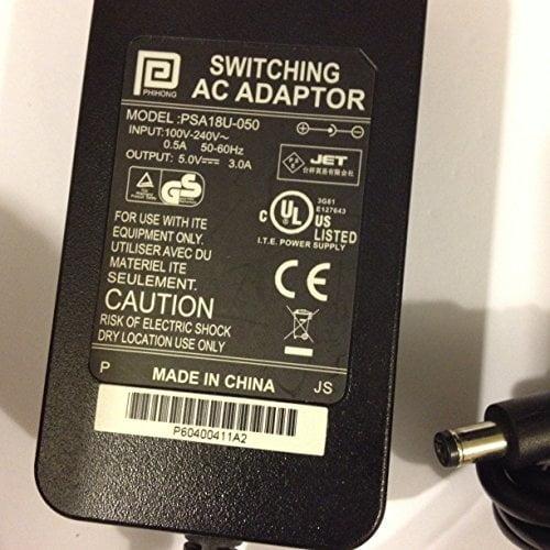 PHIHONG-SWITCHING-AC-ADAPTOR-5V-3A-55MM-X-21MM-TIP-PSA18U-050-LOT-REF-01-B07285J63D