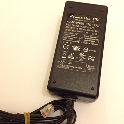 POWER-PAX-UK-12V-33A-STD-1233P-SW3576-LOT-REF-08-B06WGTBVG7