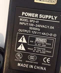 POWER-SUPPLY-12V-4A-SPU-41-55MM-X-21MM-TIP-LOT-REF-08-B0719G182D