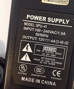 POWER-SUPPLY-12V-4A-SPU-41-55MM-X-21MM-TIP-LOT-REF-08-B0719G182D