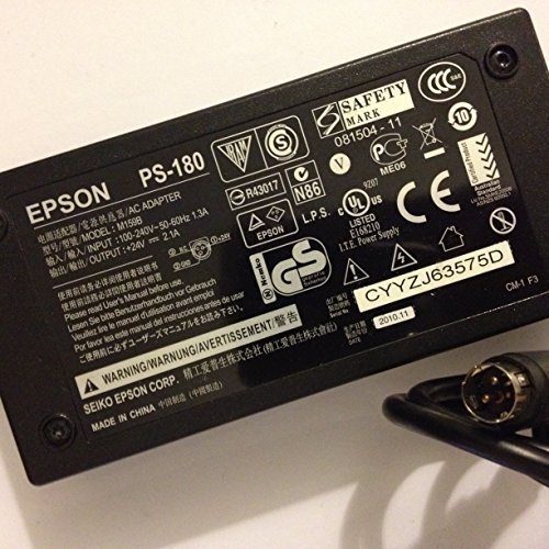Power-Supply-Adapter-for-EPSON-Printer-PS-180-24V-21A-M159B-LOT-REF-03-B0725L7XFF