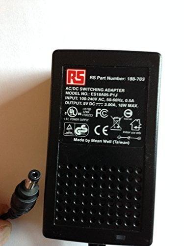 RS-5V-3A-ES18A05-P1J-RS-PART-NUMBER-188-703-55MM-X-21MM-TIP-LOT-REF-01-B078R84R83