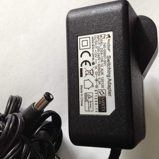 RUCKUS-SWITCHING-ADAPTER-12V-1A-DSA-12R-12-AUK-120120-740-00007-001-55MM-X-21MM-TIP-LOT-REF-30-B072LKT56J