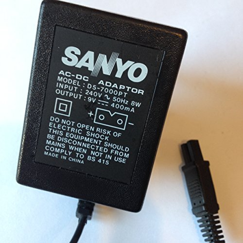 Replacement-Power-Supply-Adapter-for-SANYO-9V-400MA-D5-7000PT-LOT-REF-5-B01LZF9VBY