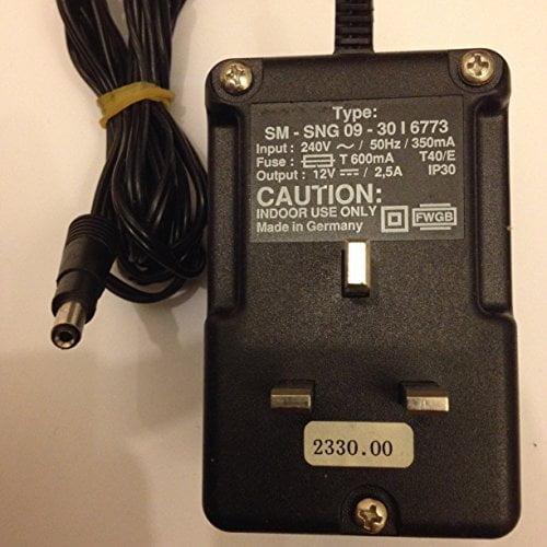 TYPE-SM-SNG-09-30-I-6773-12V-25A-IP30-55MM-X-25MM-TIP-LOT-REF-56-B06W9M7GGC