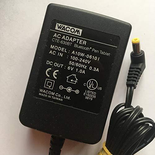 WACOM-AC-ADAPTER-6V-10A-A10W-06101-LOT-REF-13-B01N0CNZ25